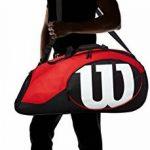 Wilson Match II Duffel de la marque Wilson Racket Sport TOP 5 image 2 produit