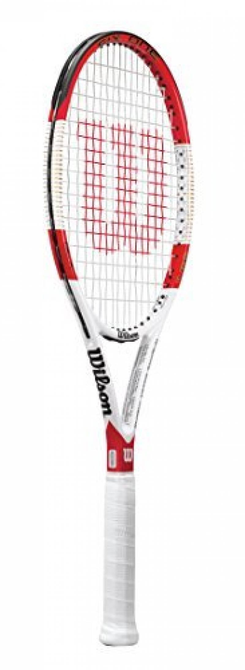 WILSON Raquette de tennis Six. One 95L pour Adulte (16 x 18) de la marque Wilson TOP 9 image 0 produit