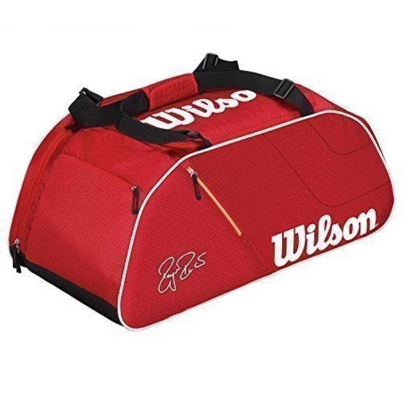Wilson-Raquette Rouge Sac équipement de sport - 60 cm de la marque Wilson TOP 7 image 0 produit