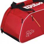 Wilson-Raquette Rouge Sac équipement de sport - 60 cm de la marque Wilson TOP 7 image 1 produit