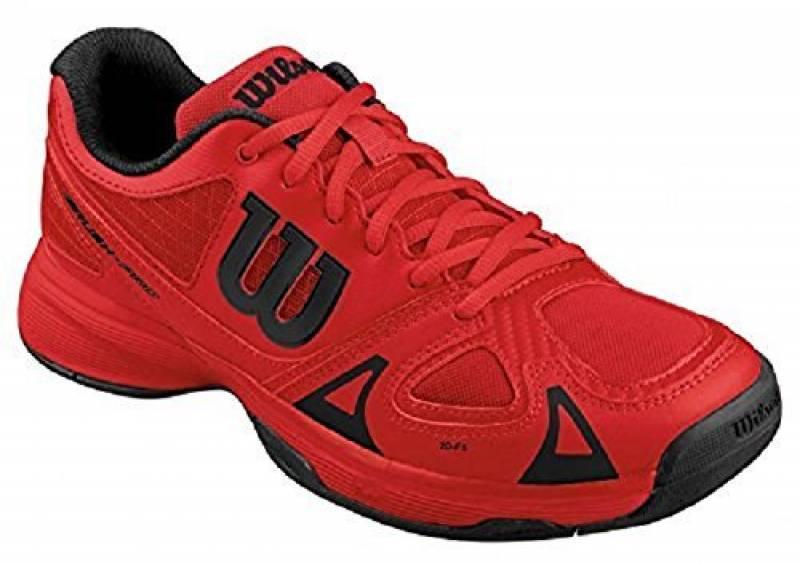Wilson RUSH PRO JR, Chaussures de Tennis mixte enfant de la marque Wilson TOP 4 image 0 produit