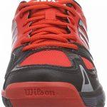 Wilson RUSH PRO JUNIOR, Chaussures de Tennis mixte enfant de la marque Wilson TOP 2 image 1 produit