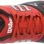 Wilson RUSH PRO JUNIOR, Chaussures de Tennis mixte enfant de la marque Wilson TOP 2 image 4 produit