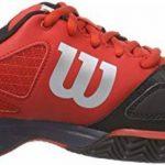 Wilson RUSH PRO JUNIOR, Chaussures de Tennis mixte enfant de la marque Wilson TOP 2 image 5 produit