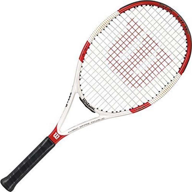 Wilson Six.One Team 100 BLX Tennis Racuqet, PRE STRUNG by Wilson de la marque Wilson TOP 2 image 0 produit
