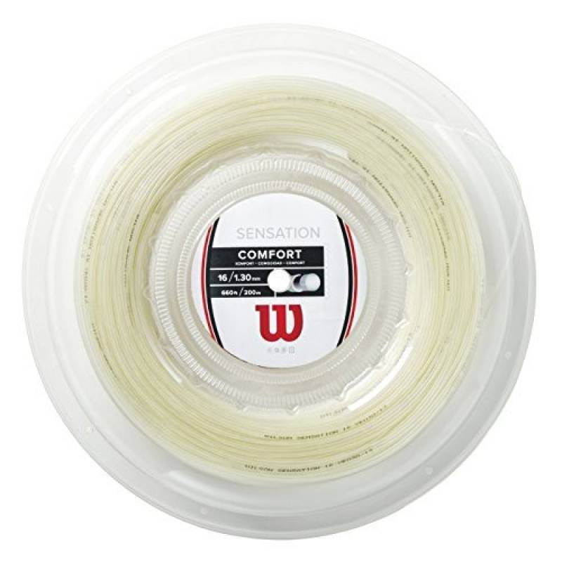Wilson WRZ911000 Cordage de tennis 16 gauge de la marque Wilson Racket Sport TOP 2 image 0 produit