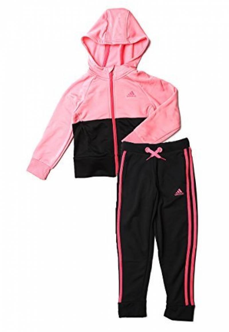 Adidas Survêtement à capuche pour fille de la marque adidas TOP 1 image 0  produit b65b63cc9ef