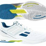 Babolat - Pulsion all court white - Chaussures tennis de la marque Babolat TOP 4 image 0 produit