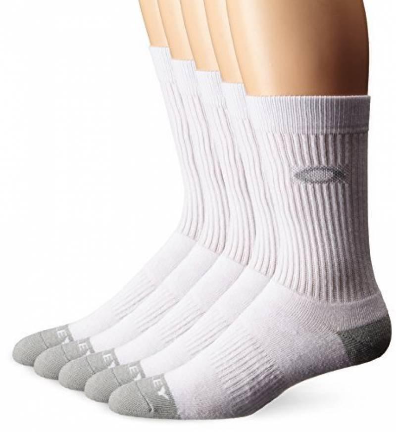 Oakley Performance Paire de 5 chaussettes de la marque Oakley TOP 6 image 0 produit