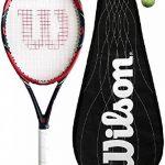 Raquette Wilson Federer Pro BLX + Housse + 3 Balles de la marque Wilson TOP 5 image 0 produit