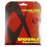 Volkl Cyclone Tour 17 g Corde de Tennis Rouge 1,25 mm de la marque Volkl TOP 7 image 0 produit