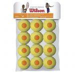 Wilson Balles Starter lot de 12 de la marque Wilson TOP 1 image 0 produit