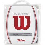 Wilson Pro Overgrip Sensation 12 Pack noir de la marque Wilson TOP 5 image 0 produit